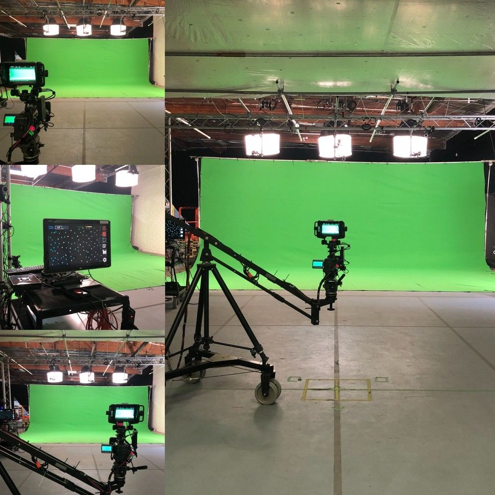 Your Stage : Our New motion capture animation and Virtual…