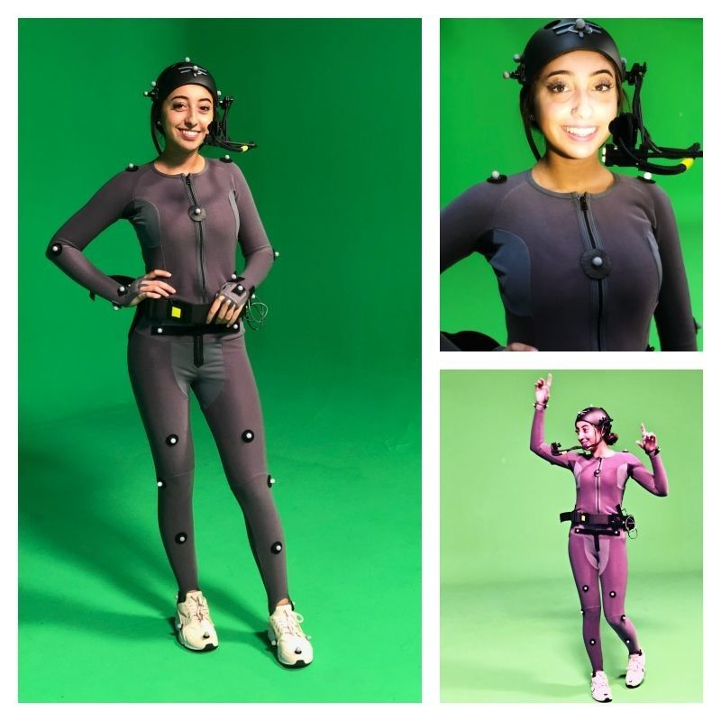 Your Stage : Motion capture and Virtual production studio…