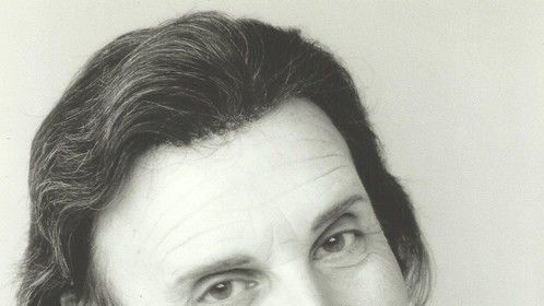 Head Shot of Jerome Loeb. Photo shot through a soft-focus filter.