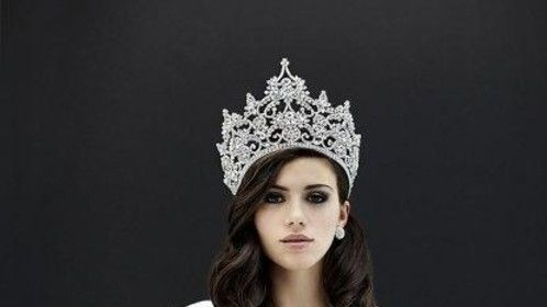 Miss Romania Livinia Postolache