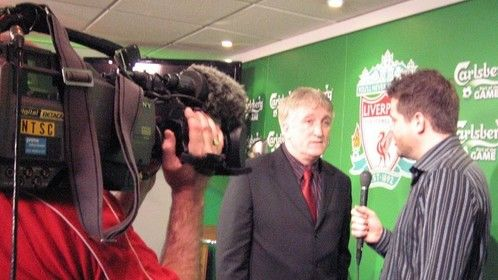Liverpool FC managers interviews