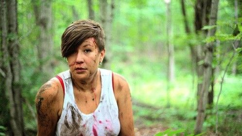 "On the set of ""HURT""..short film series"