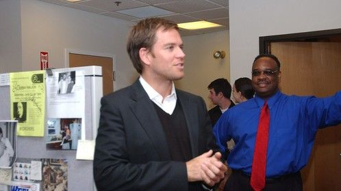 NCIS...Michael Weatherly...