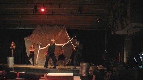 Fight Scene: Capiche (2006)