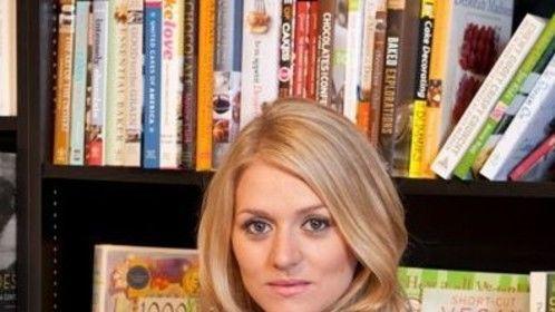 Kayla Tabish on the September 2011 cover of Ventura Blvd Magazine.