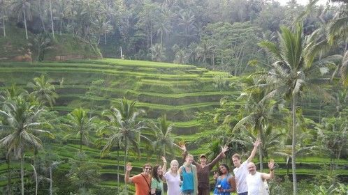 Beautiful Bali and our Beautiful Writers!