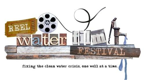Reel Water Film Fest Logo