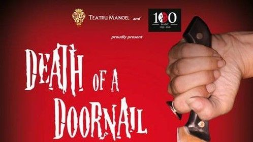 """Death Of A Doornail"" at Teatru Manoel, Malta"