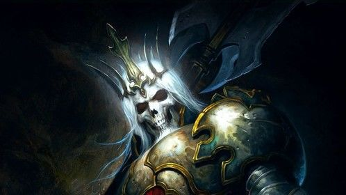 Diablo III - King Leoric aka. The Skeleton King