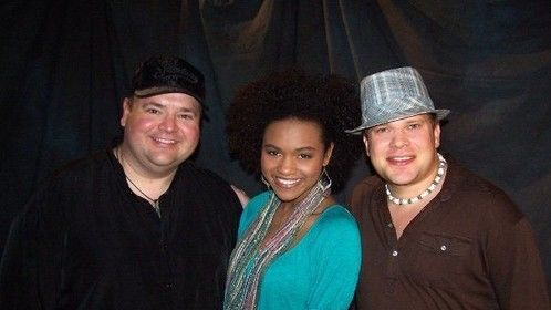 HiTPLAY in the studio with American Idol's Syesha Mercado!