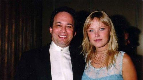 Michael Jay and Malin Akerman