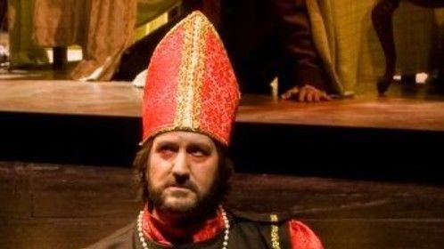 Archbishop Charron of Paris in Cabal Of Hippocrites - Theatre South Carolina; Columbia, SC