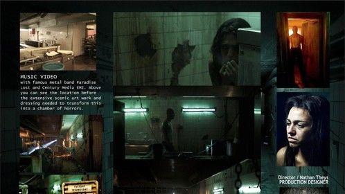 Portfolio Pg 3 - Paradise Lost Music Video