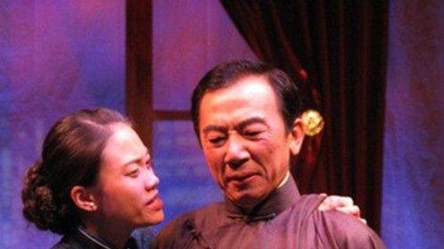 Vivian Chiu in THE SUN SHALL RISE
