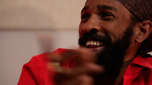 Spragga Benz Reggae Superstar and Actor of the movie Shottas