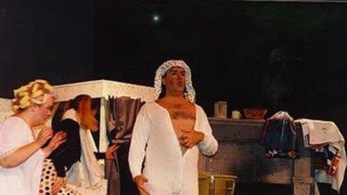 Don Magnifico with Taconic Opera