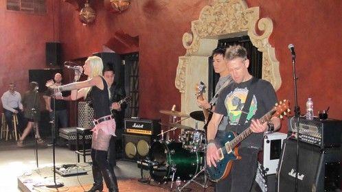 Rauschi rocks the 2012 DIY Music Festival