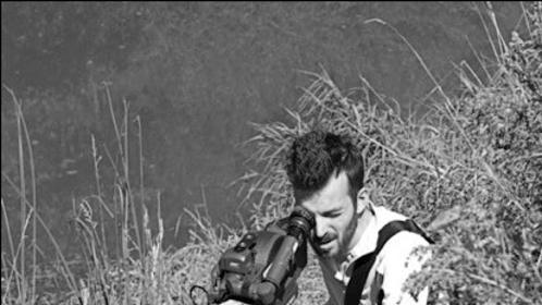 """Necessity"" short film, shooting on Arri SR3"