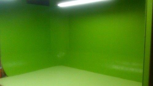 Green screen build