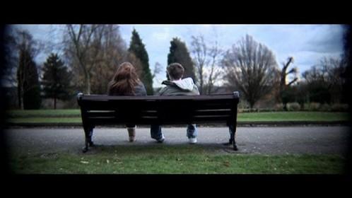 Still of 'Blue Romance' Short Film I Co- Produced 12,000+ views on Youtube.