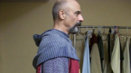 Sir Lionel in Camelot