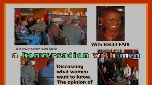 A KONVERSATION WITH MEN