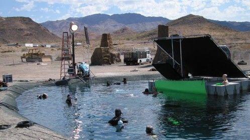 1.8 million gallon tank we have available in Lake Havasu