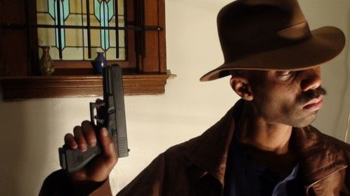 The Bounty Hunter (LaRon Thomas)