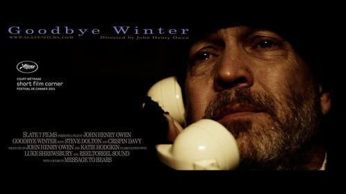 Goodbye Winter poster - Cannes Short Film Corner - 2011