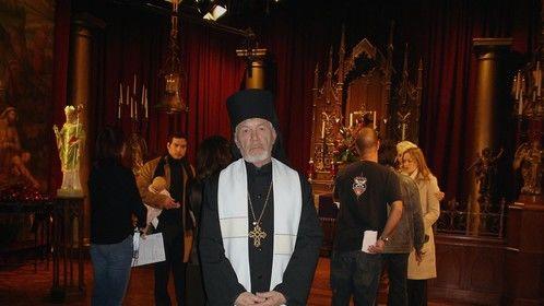 Russian Priest - General Hospital