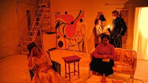 Black Comedy (UW Undergraduate Theater Society)