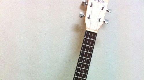 My first uke!