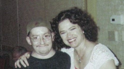 with Heather Langenkamp again in 2010