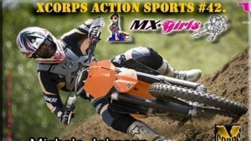 Xcorps Action Sports TV #42 MX GIRLS