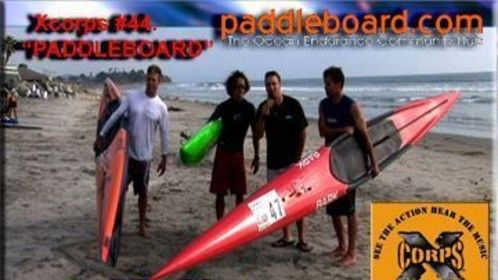 Xcorps Action Sports TV #44 PADDLEBOARD