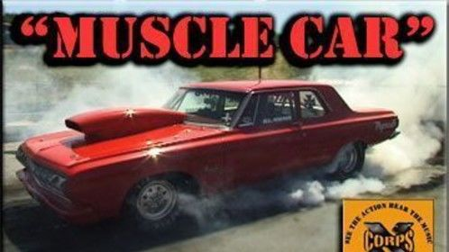 Xcorps Action Sports TV #43 MUSCLE CAR