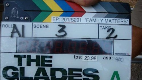 The Glades.. Ready for season 3!