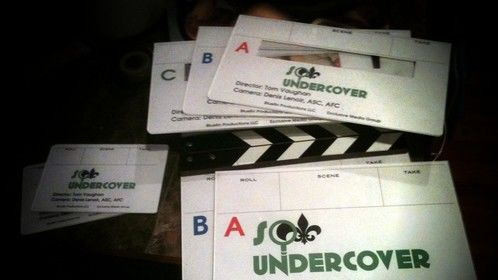 Slates for So Undercover by Nola Slates.