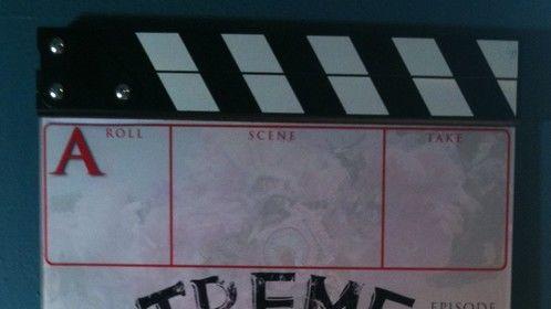 Treme Season 3 for HBO. Slates by Nola Slates.