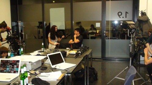 SEMF 2011, Interview Markus Kavka, Pixelrutsche