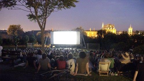 Exeter Phoenix presents Big Screen in the Park