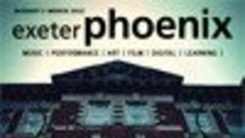 Exeter Phoenix Jan - Mar 2012