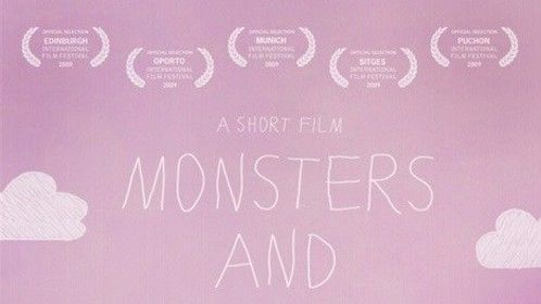 Monsters & Rabbits (2009) short film I wrote for Film London Dir. Nicky Lianos