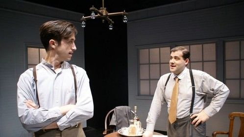 Edmund in Long Day's Journey Into Night, Off Broadway 2010