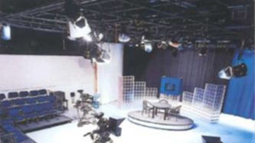 Studio B with Live Audience