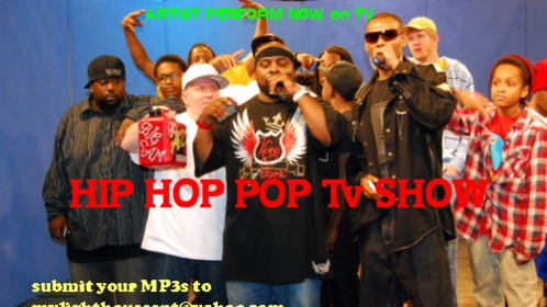 HIP HOP POP Tv Show