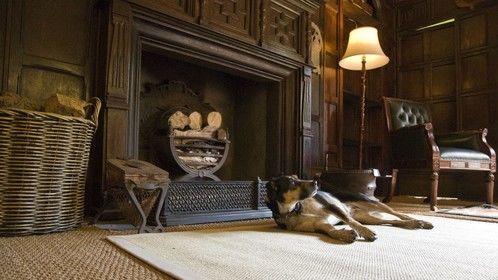 'Barcaldine' House with The TigDog, Scotland 2010