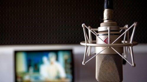 Voice Talent Bank