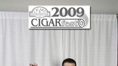 CigarFest 2009 Ad