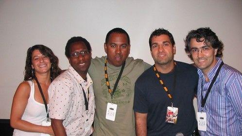 HBO NY Latino Film Festival panel member